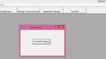 www.smarttechdiary.com Send Mail using Google SMTP Server in vb6